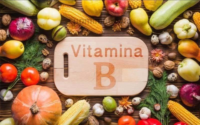 Vitamin B6-B9-B12